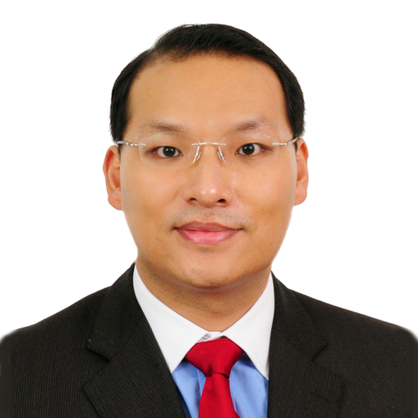 張冠群 Kuan-Chun Johnny Chang評議委員會主任委員兼總經理